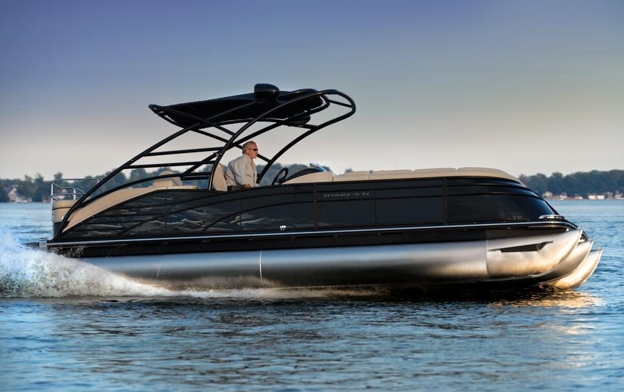 Barhun useful pontoon fly fishing boat for Fly fishing pontoon