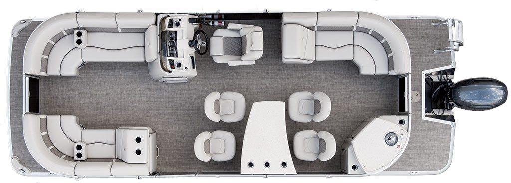 free access pontoon boat floor plan khan