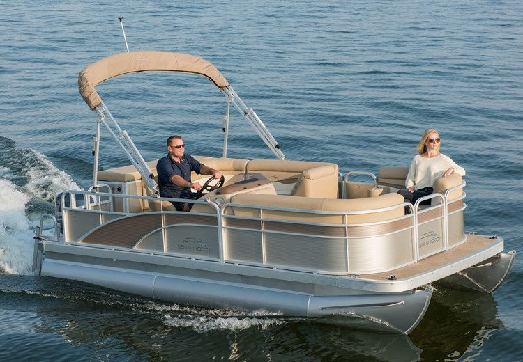 S Series Pontoon Boats By Bennington