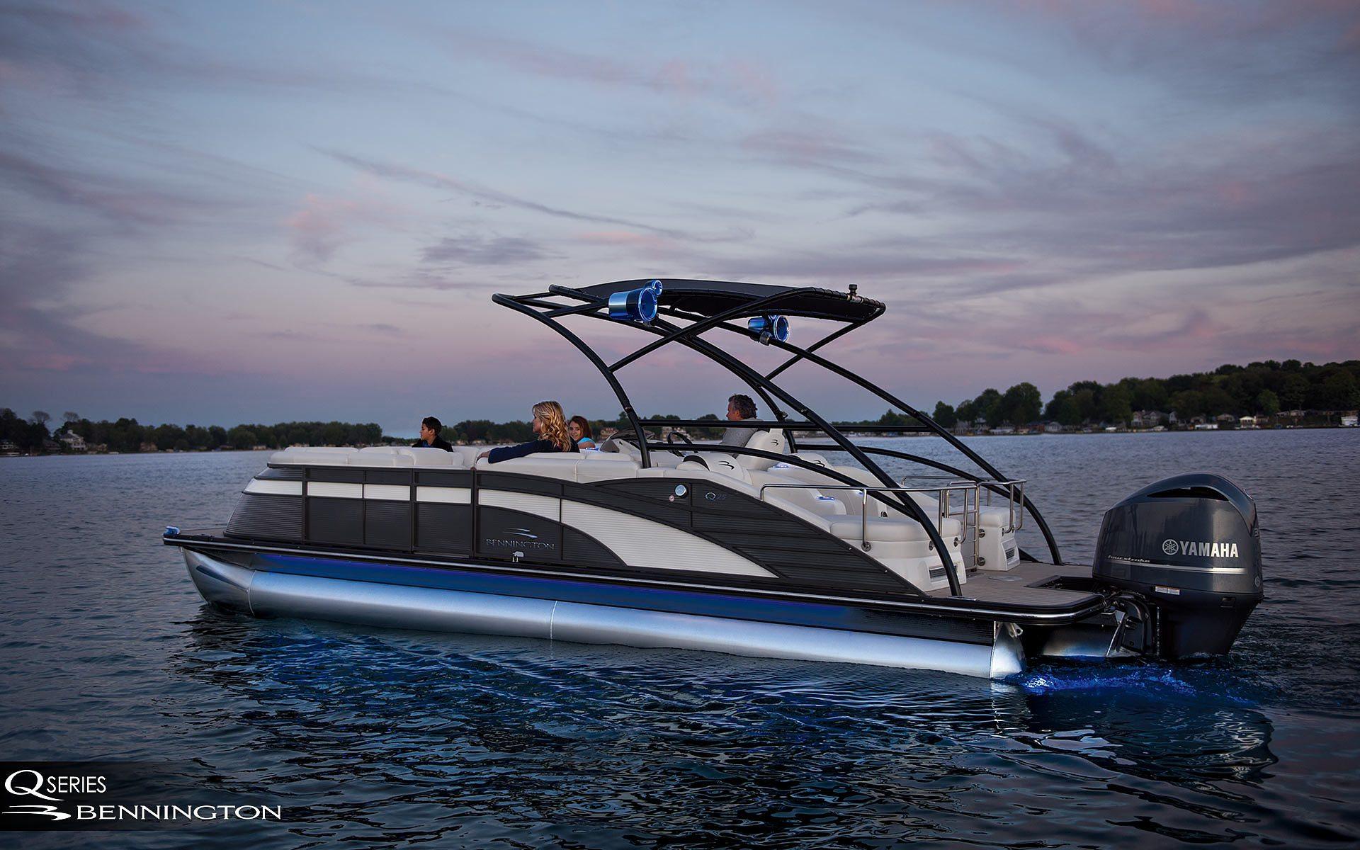 Why Bennington Pontoon Boats Represent a Smart Choice