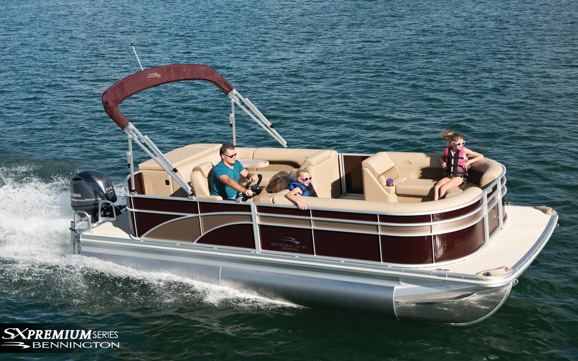 Bennington Pontoon Boats