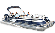 The Q Series Luxury Pontoon Boats From Bennington