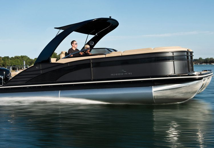 R Series Performance Pontoon Boats By Bennington