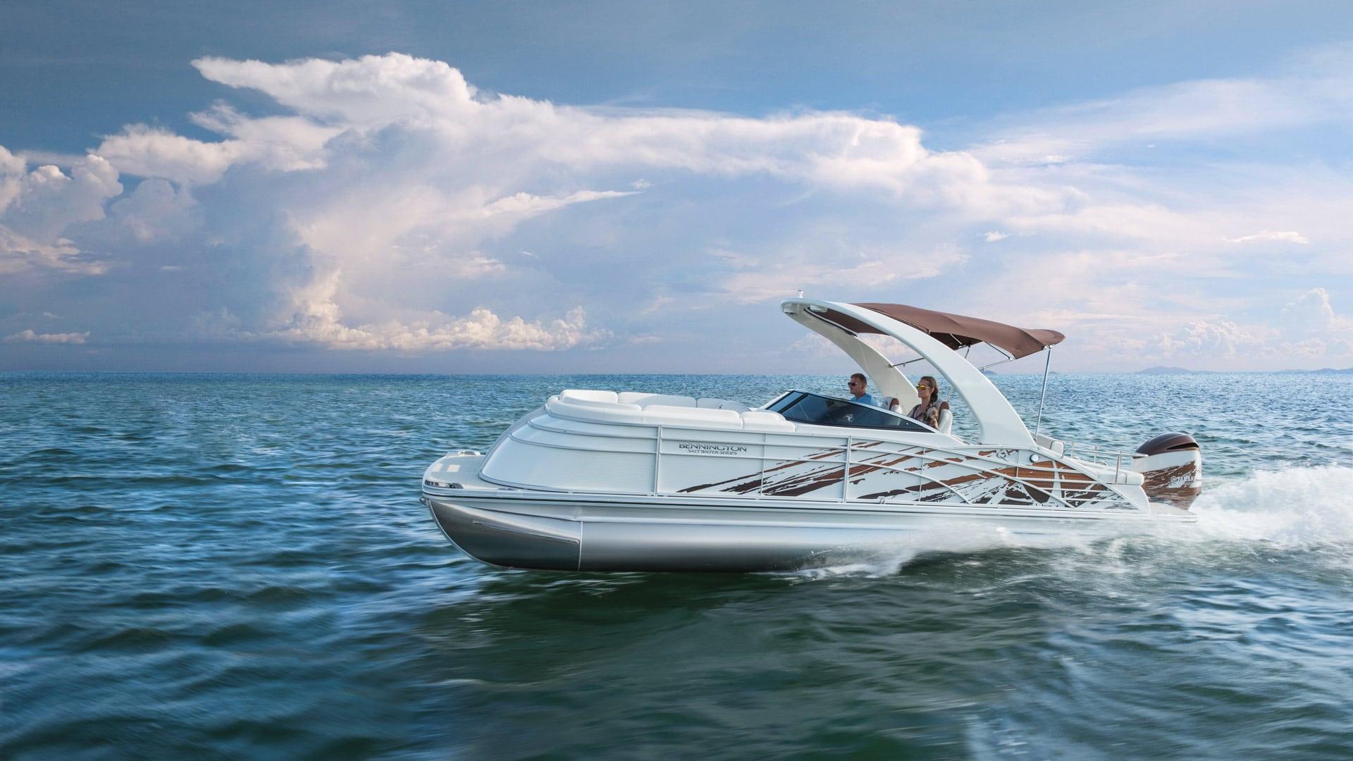 2018 Bennington Q25 Pontoon Boat Review