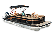 The G Series Pontoon Boats From Bennington