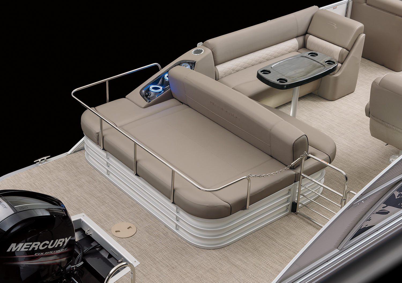 2017 Sx24 Premium Swingback Pontoon Boats By Bennington