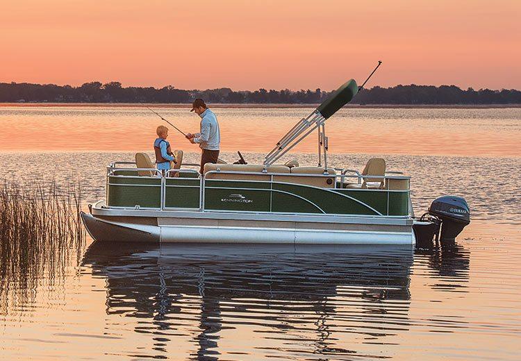 S 188 8' NARROW-BEAM FISHING
