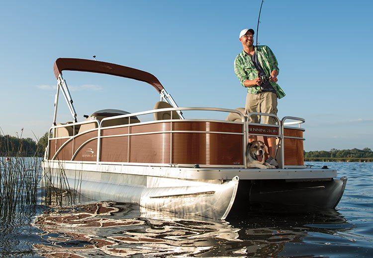 S 16 8' NARROW-BEAM FISHING