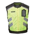 Unisex Military Vest - High Vis Yellow