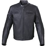 Men's Kingston Jacket - Black Leather