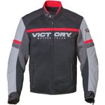 Men's Skyline Mesh Jacket - Black/Gray
