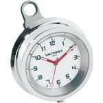 Handlebar Clock - Chrome