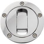 Fuel Cap - Chrome