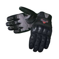 Mens Medina Mesh Glove - Black