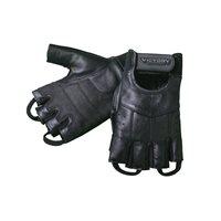 Womens Fingerless Glove - Black