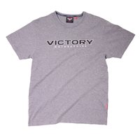 Mens Logo T-Shirt - Gray