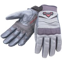 Men's Mesh Gloves Gray