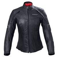 Womens Waterproof Canyon Jacket - Black Leather