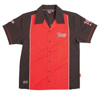 Men's FC Shirt - Black/Red