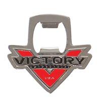 Victory® Badge Logo Bottle Opener