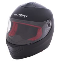 Full Face Helmet - Black
