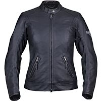 Women's Sonora Jacket - Black Leather