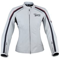 Women's Versa Jacket - White Leather