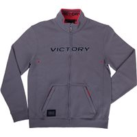Men's Midway Zip Thru - Gray