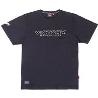 Men's Flock T-Shirt - Black