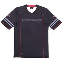Men's Sports Jersey - Black