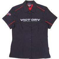 Women's Brand Shirt - Black