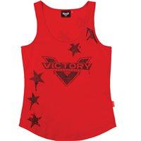 Women's Stars Tank - Red