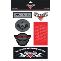 Victory Motorcycle® Graphic Sticker Set