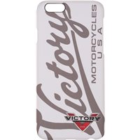 Victory Motorcycle Script iPhone 6 Case
