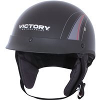 Half Helmet 2 Open Face - Black/Gray