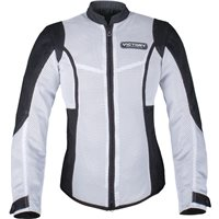 Women's Lite Mesh Jacket -White