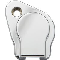 Crank Sensor Cover - Chrome