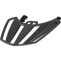 Lock & Ride® Luggage Rack - Black