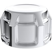Victory® Beveled Tensioner Covers - Chrome