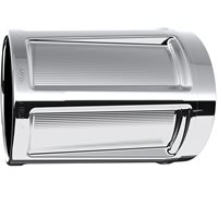 Victory® Beveled Exhaust Tips - Chrome