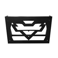 Trunk Storage Rack - Matte Black