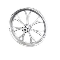 "Paramount 21"" Front Wheel, Chrome"