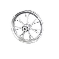 "Paramount 18"" Front Wheel, Chrome"