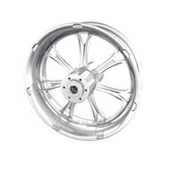 "Paramount 16"" Rear Wheel, Chrome"