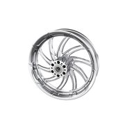 "Supra 16"" Front Wheel, Chrome"