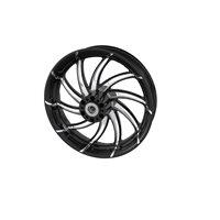 """Supra 16"""" Front Wheel, Contrast Cut Platinum"""