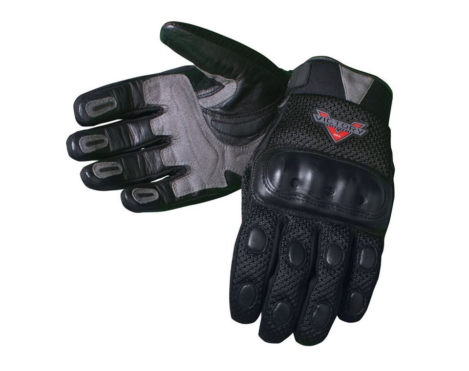 Mens Medina Mesh Glove - Black 2863229