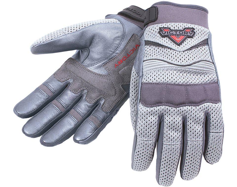 Women's Mesh Gloves Gray 2863560