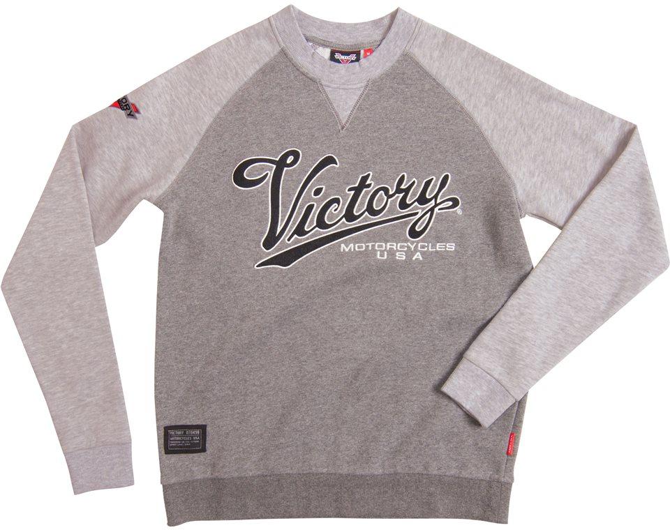 Men's Classic Script Sweatshirt - Gray 2863644