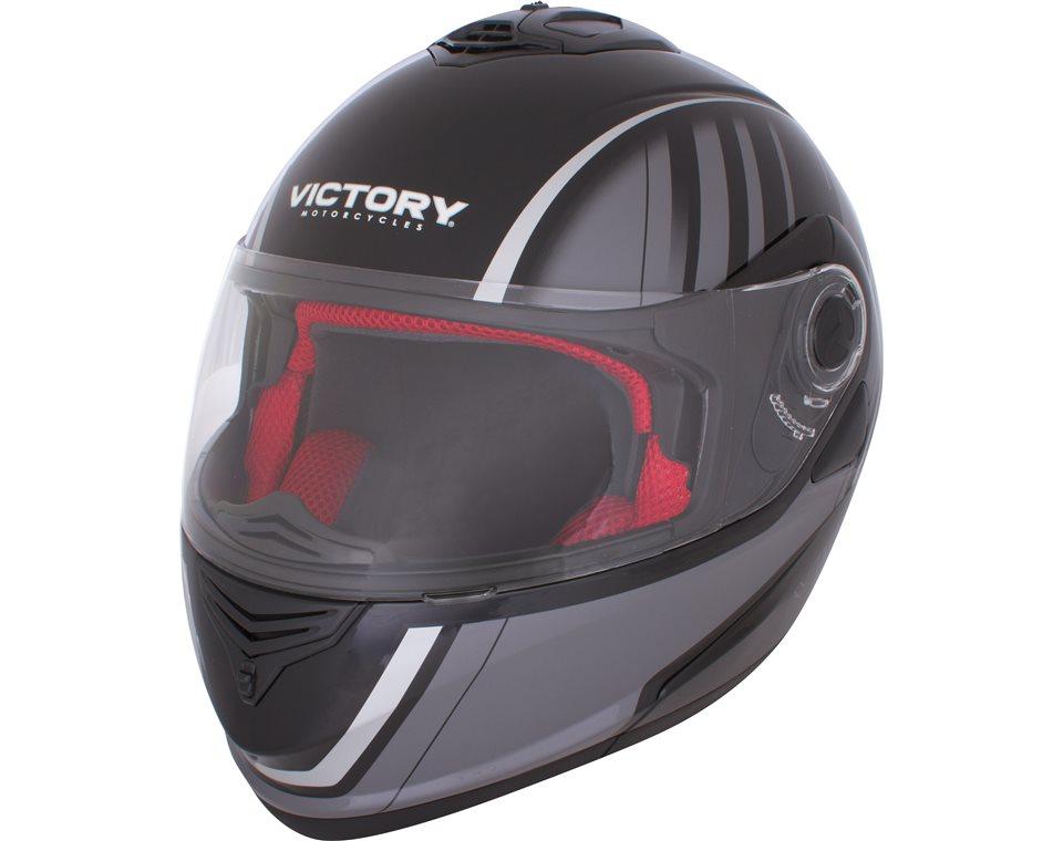 Modular Full Face Motorcycle Helmet - Black 2863689